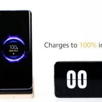 Xiaomi lance une technologie de charge sans fil 80 W