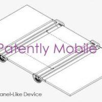 Samsung : le brevet d'un smartphone pliable avec 3 écrans
