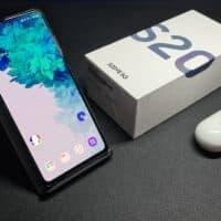 TEST – S20 FE 5G, le smartphone de l'année ?