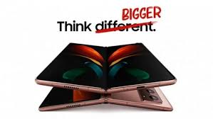 , Samsung se moque des slogans d'Apple pour faire la pub du Galaxy Z Fold 2