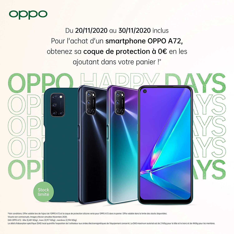Oppo A72 Black Friday