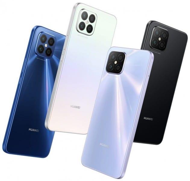 Huawei-Nova-8-SE-arriere-design-iphone-12