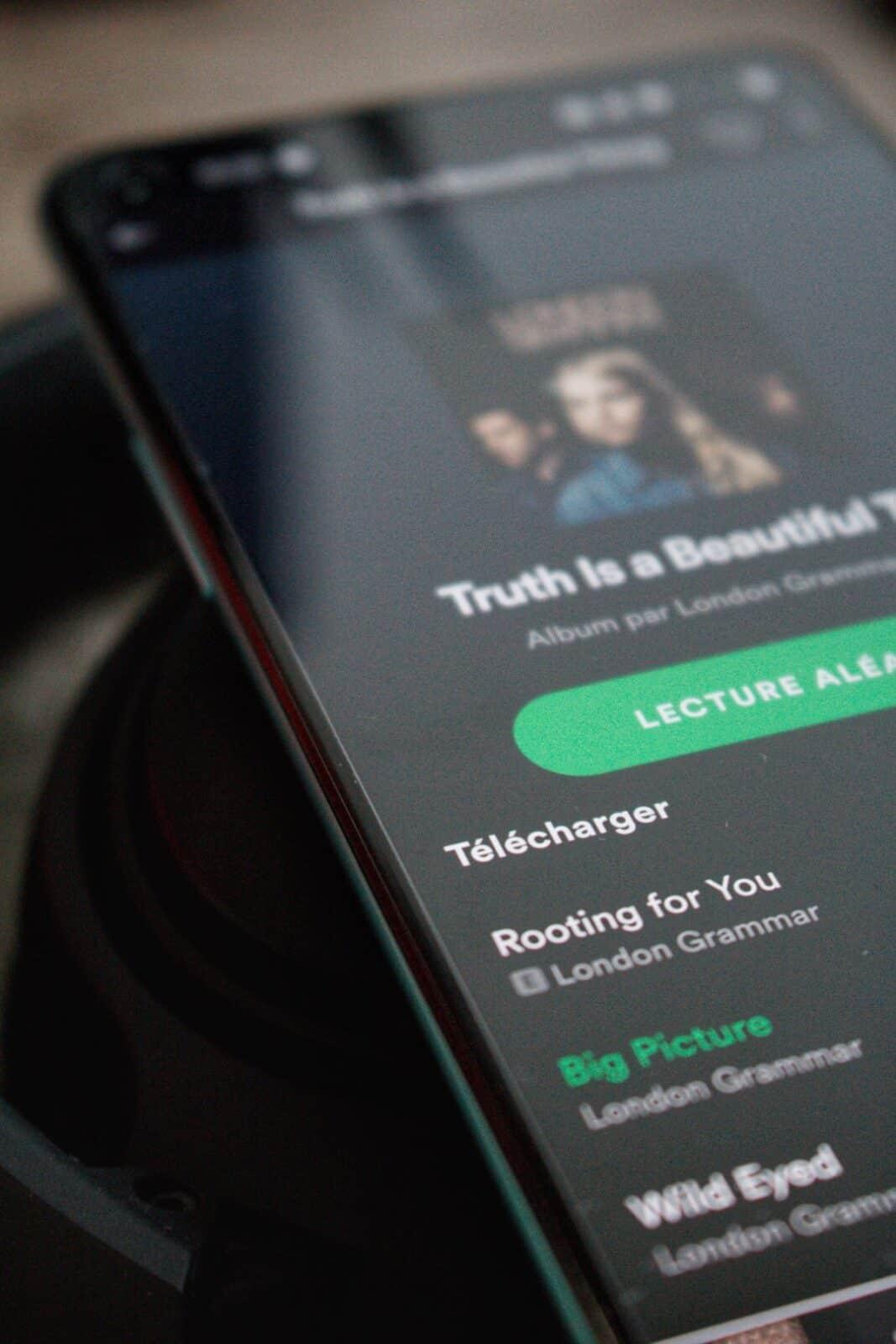 Musique OnePlus 8T