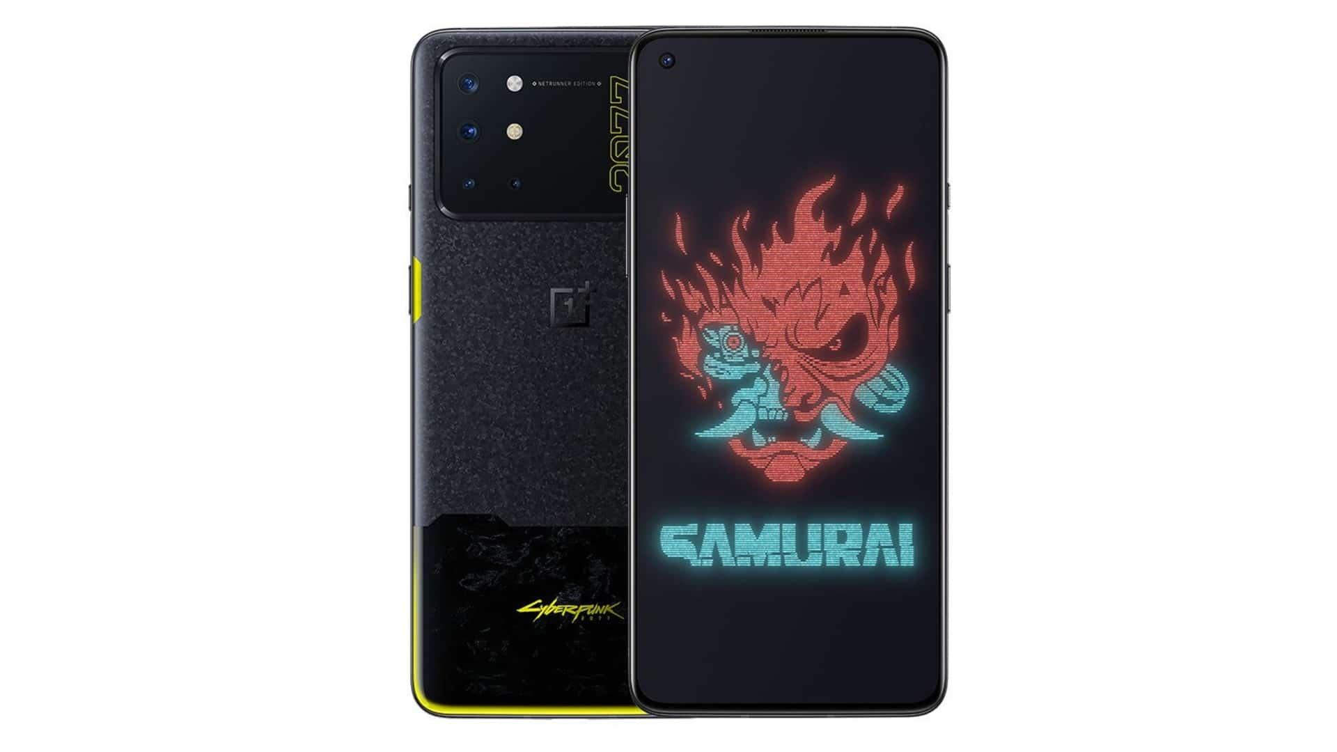 OnePlus-8T-Cuyberpunk-edition-design