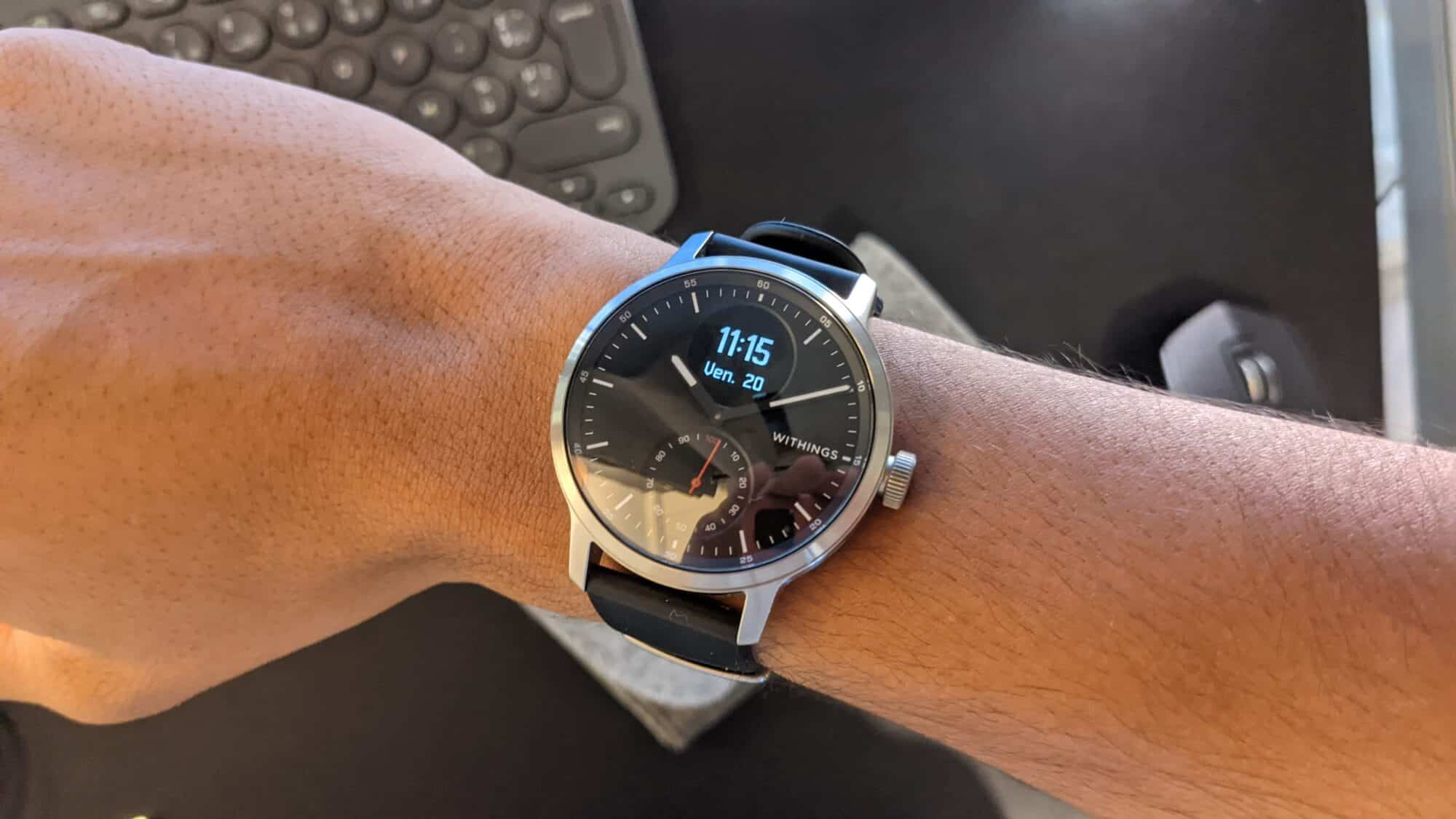 ScanWatch, Withings