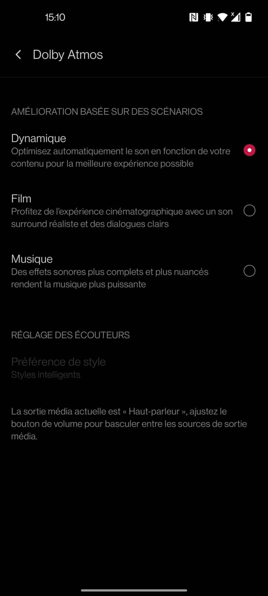 Dolby Atmos OnePlus 8T