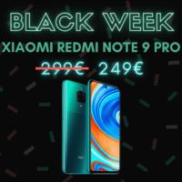 Xiaomi Redmi Note 9 Pro : son prix tombe sous les 250 euros – Black Week