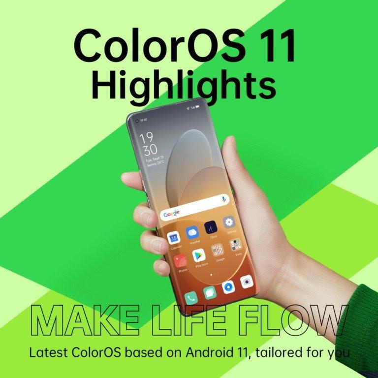 , Oppo ColorOS 11 : smartphones compatibles, nouveautés et nouvelle politique de mise à jour