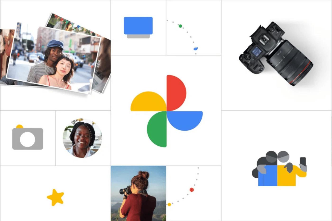 exporter google photos android