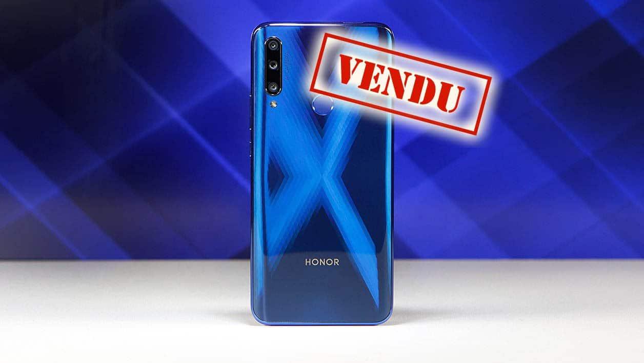 , Huawei aurait vendu Honor pour 12,8 milliards d'euros