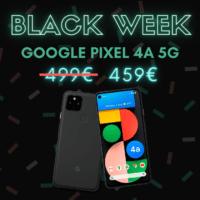 Pixel 4a 5G : le smartphone 5G de Google en promotion – Black Week