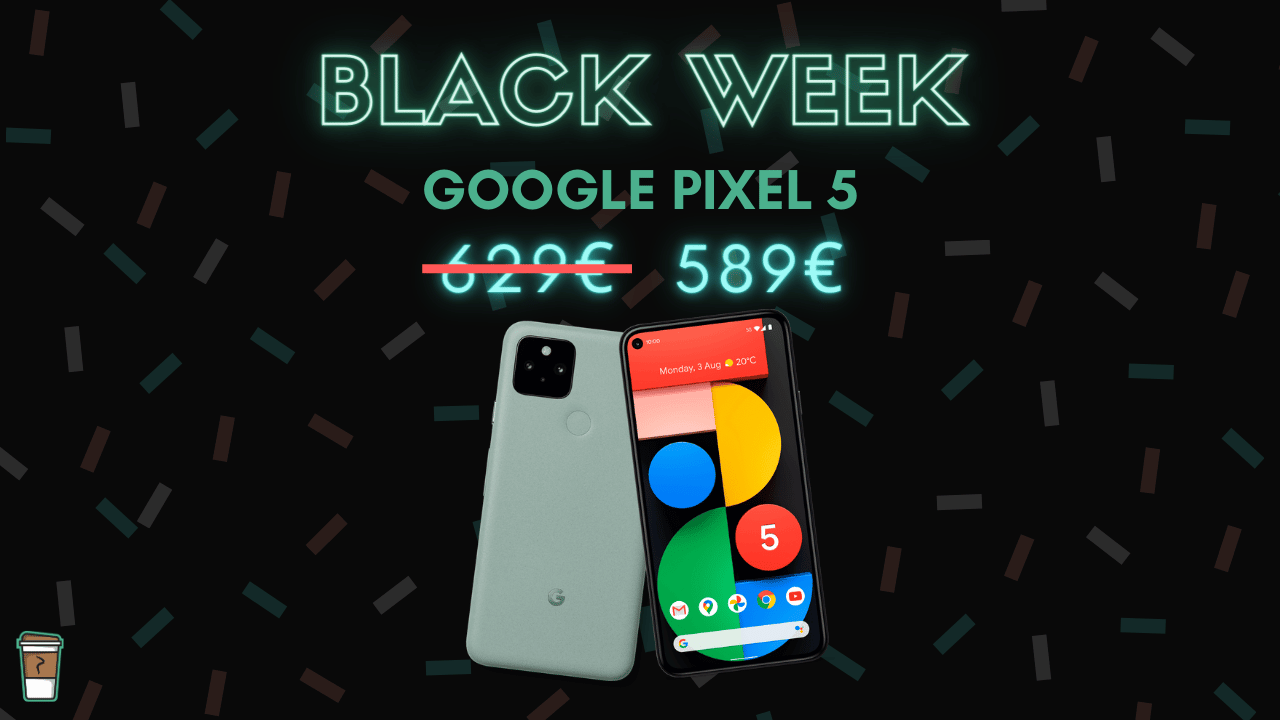 google-pixel-5-bon-plan-black-week