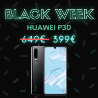 Le Huawei P30 profite de 250 euros de réduction – Black Week