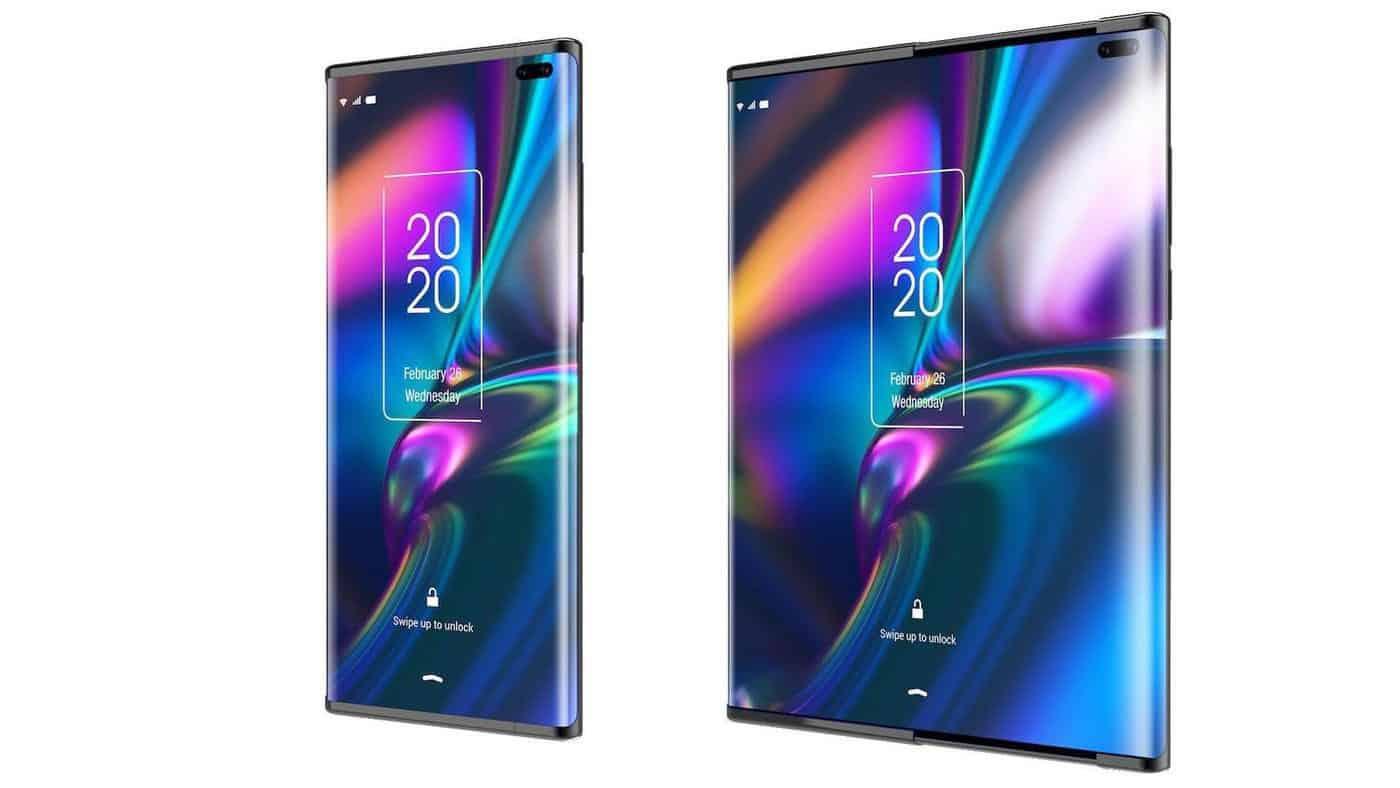 , Le téléphone enroulable de LG lancé en mars 2021 ?