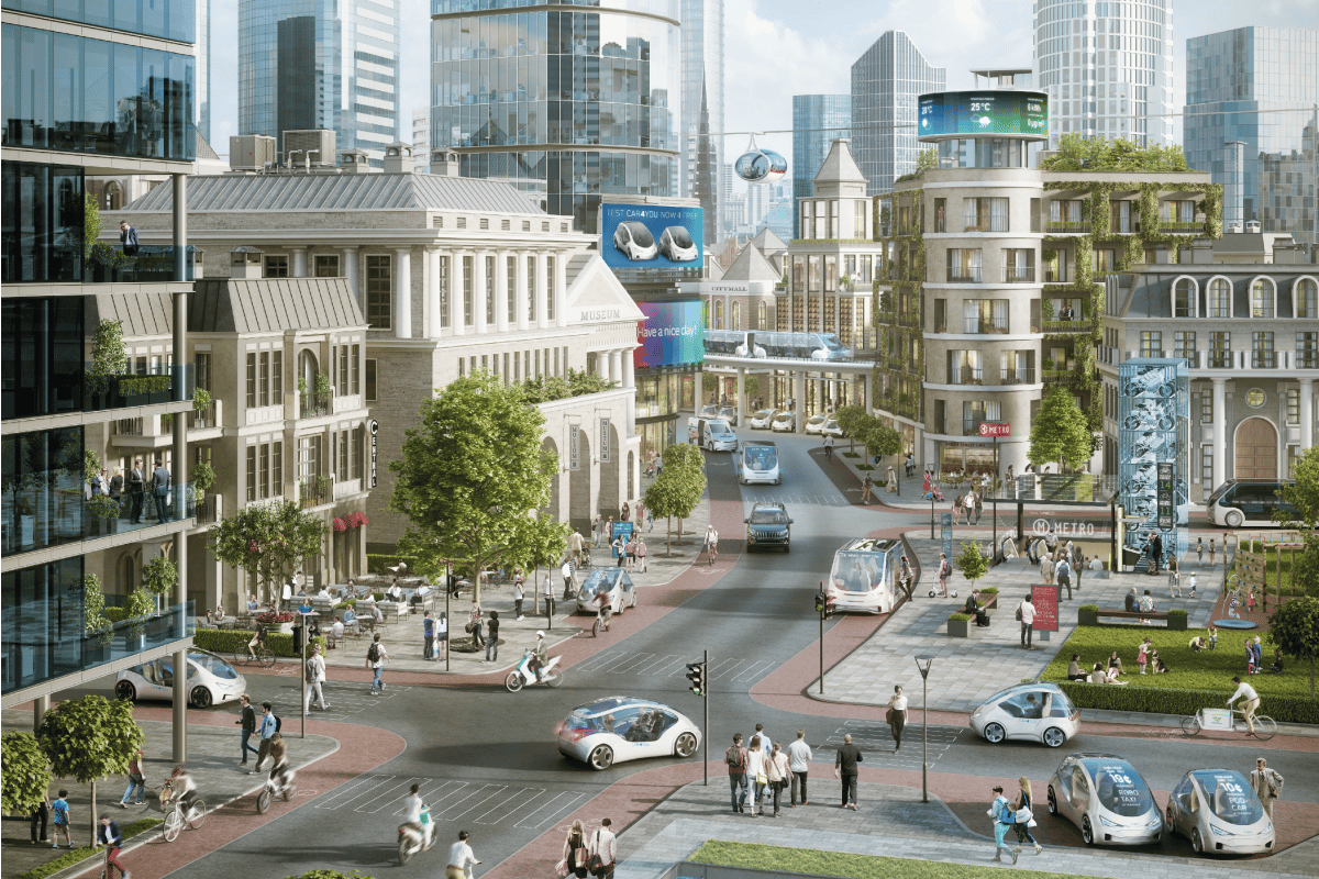 Projet de smartcity