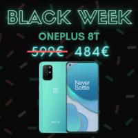 OnePlus 8T : 115 euros de réduction sur le nouveau smartphone – Black Week