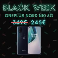 Le OnePlus Nord N10 5G est déjà sous les 250€ – Black Week
