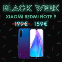 Le Xiaomi Redmi Note 9 est encore plus abordable – Black Week