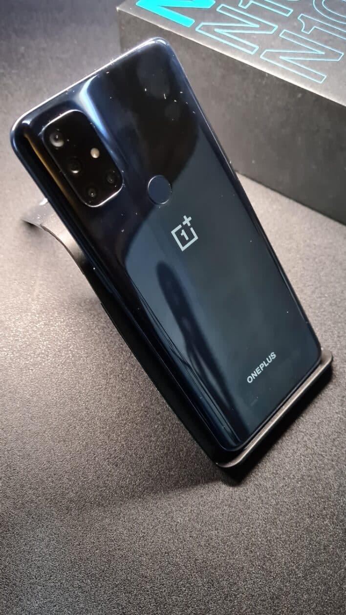 Design arrière N10 5G
