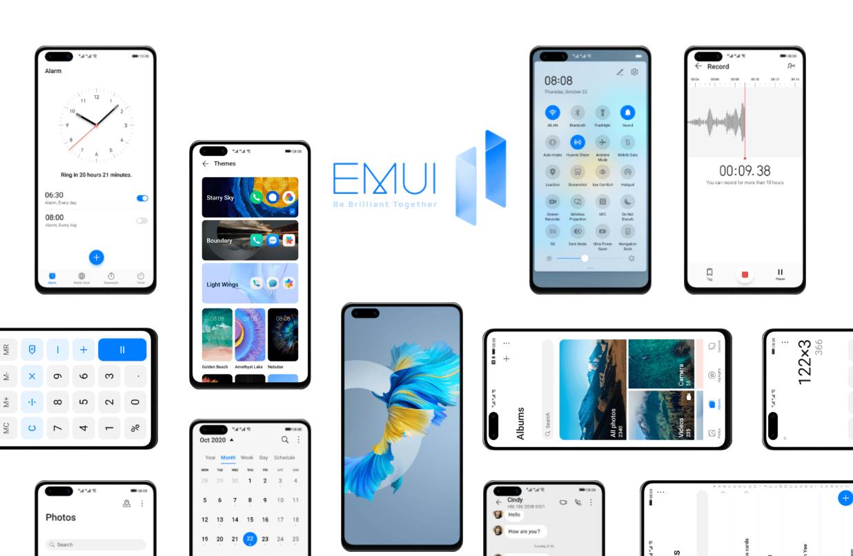 emui 11 smartphones beta