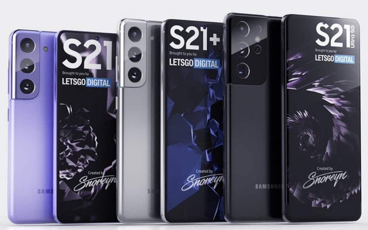 Galaxy S21, Galaxy S21 : lancement probable le dernier jour du CES 2021