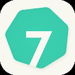 logo 7Mind x Les Antisèches: méditations & affirmations