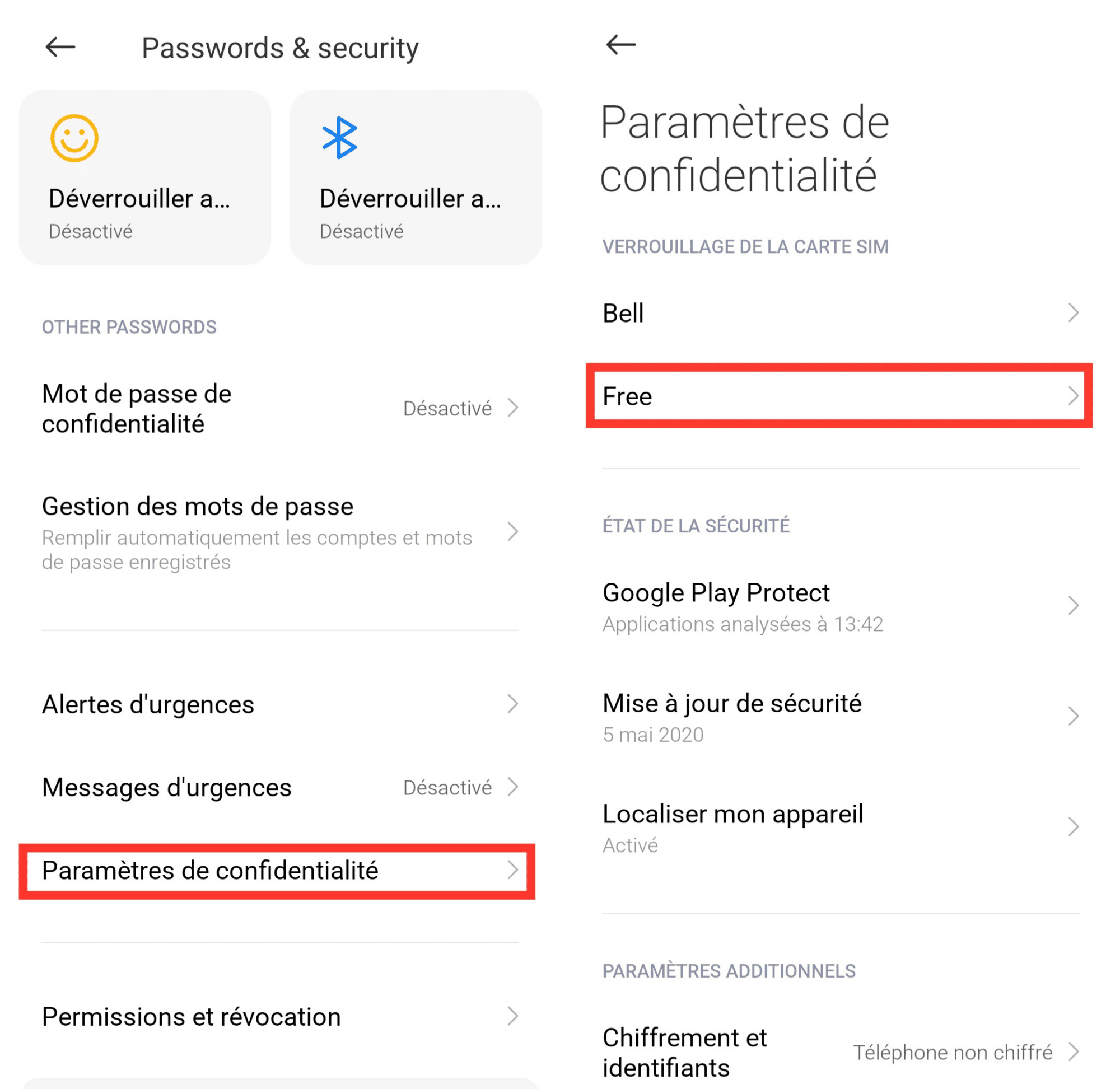 mot-de-passe-securite-confidentialite-android