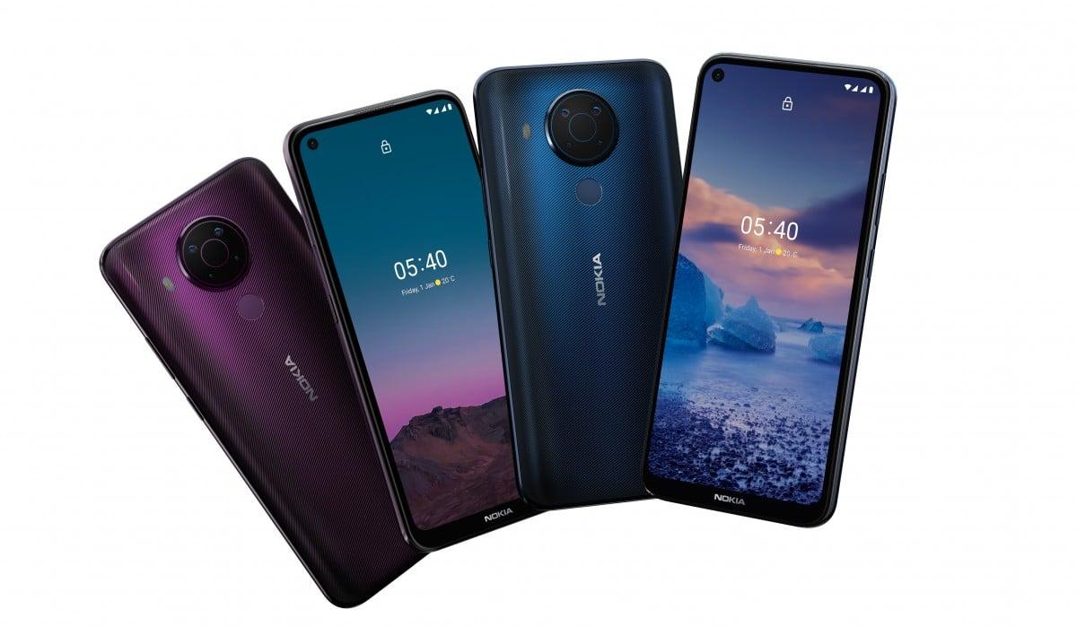 nokia-5.4-smartphone-entree-de-gamme