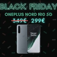 OnePlus Nord N10 5G, 30% de réduction – Black Friday