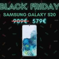 Les Galaxy S20 et Note 20 à prix bradés sur Cdiscount – Black Friday