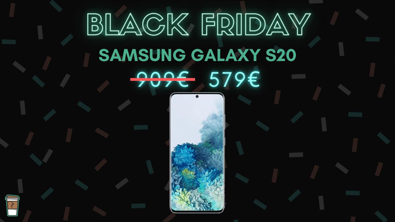 samsung galaxy s20 black friday
