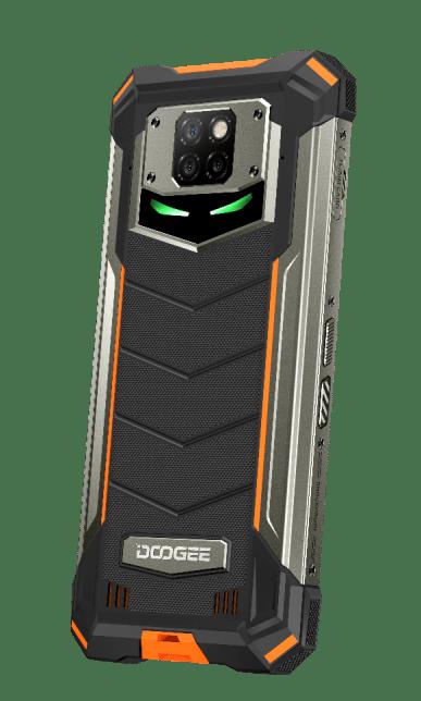 Doogee S88 Plus de dos