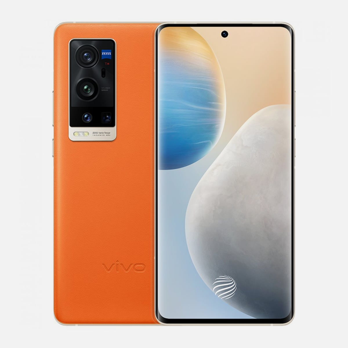 Vivo X60 Pro+ Orange