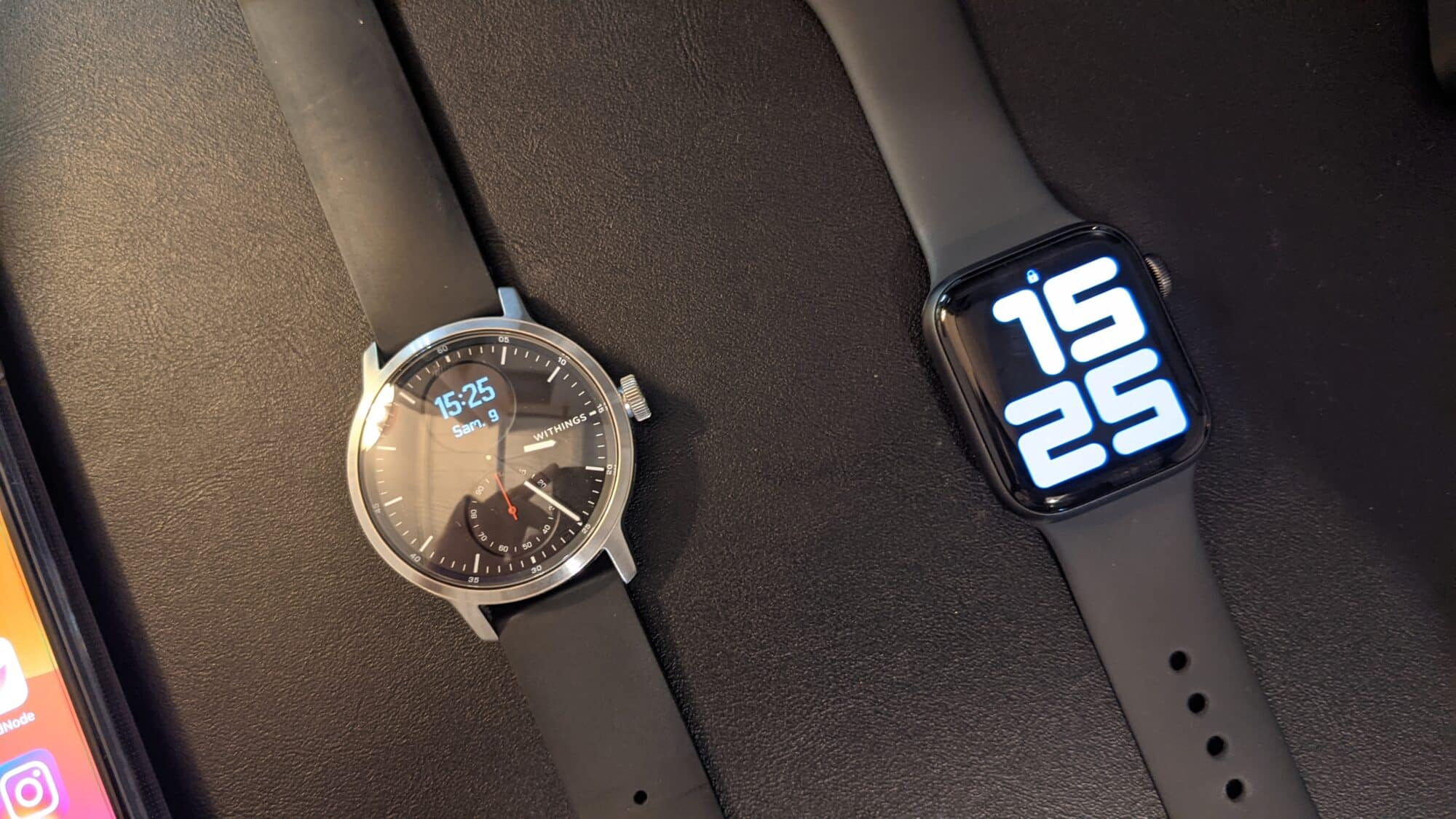 Withings, Apple SE, Watch SE