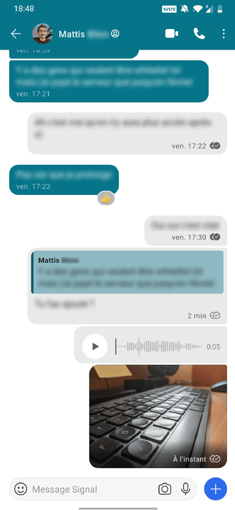 alternative whatsapp, Pourquoi Signal est l'alternative sécurisée à WhatsApp ?