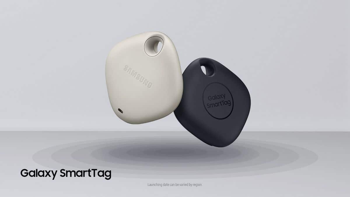 Galaxy SmartTag et SmartTag+