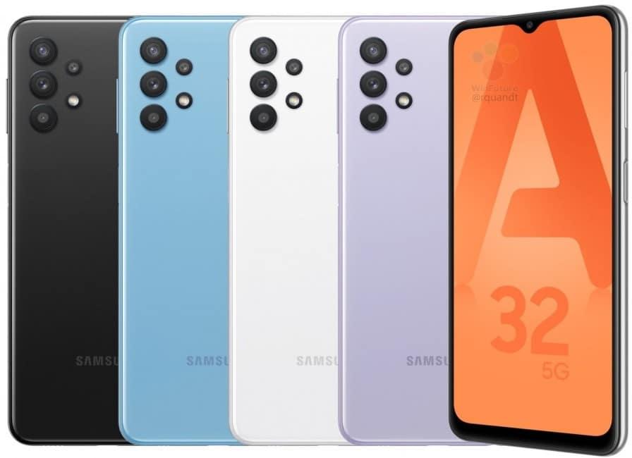 galaxy-a32-5G-smartphone-Samsung