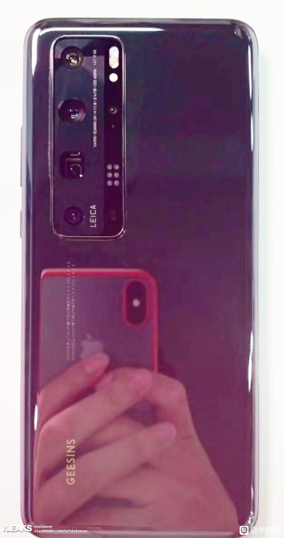 Huawei P50 Pro, Huawei P50 Pro : écran, appareil photo et charge rapide se dévoilent