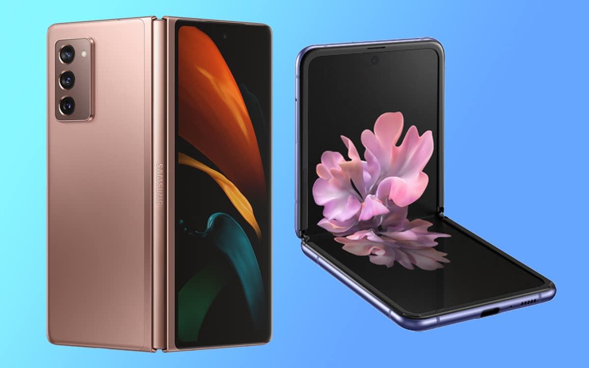 , Galaxy Z Fold 3 et Z Flip 3 : Samsung lancerait les 2 smartphones pliables en juillet 2021