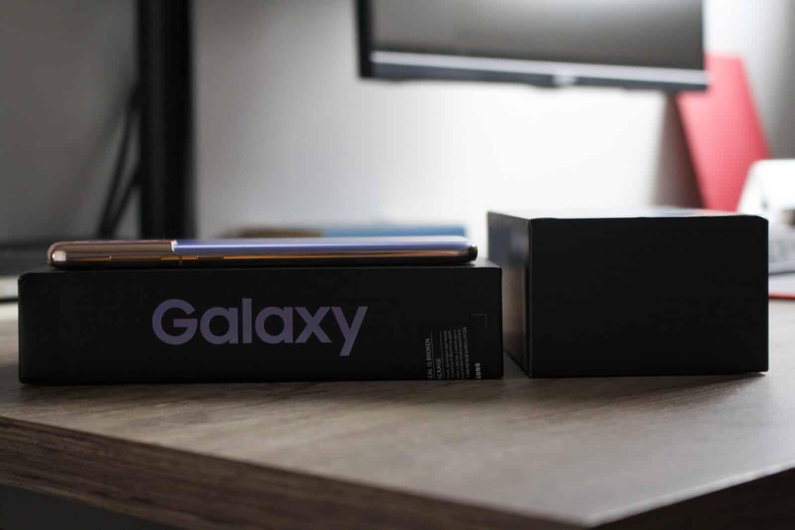 test samsung galaxy s21+, Test – Samsung Galaxy S21+ : rien à déclarer ?