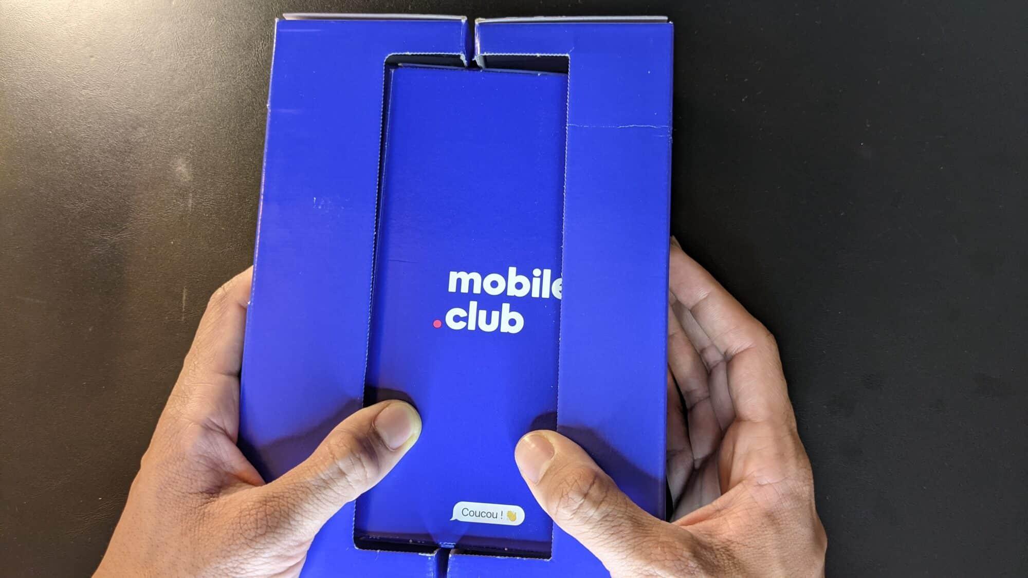 boite mobile club