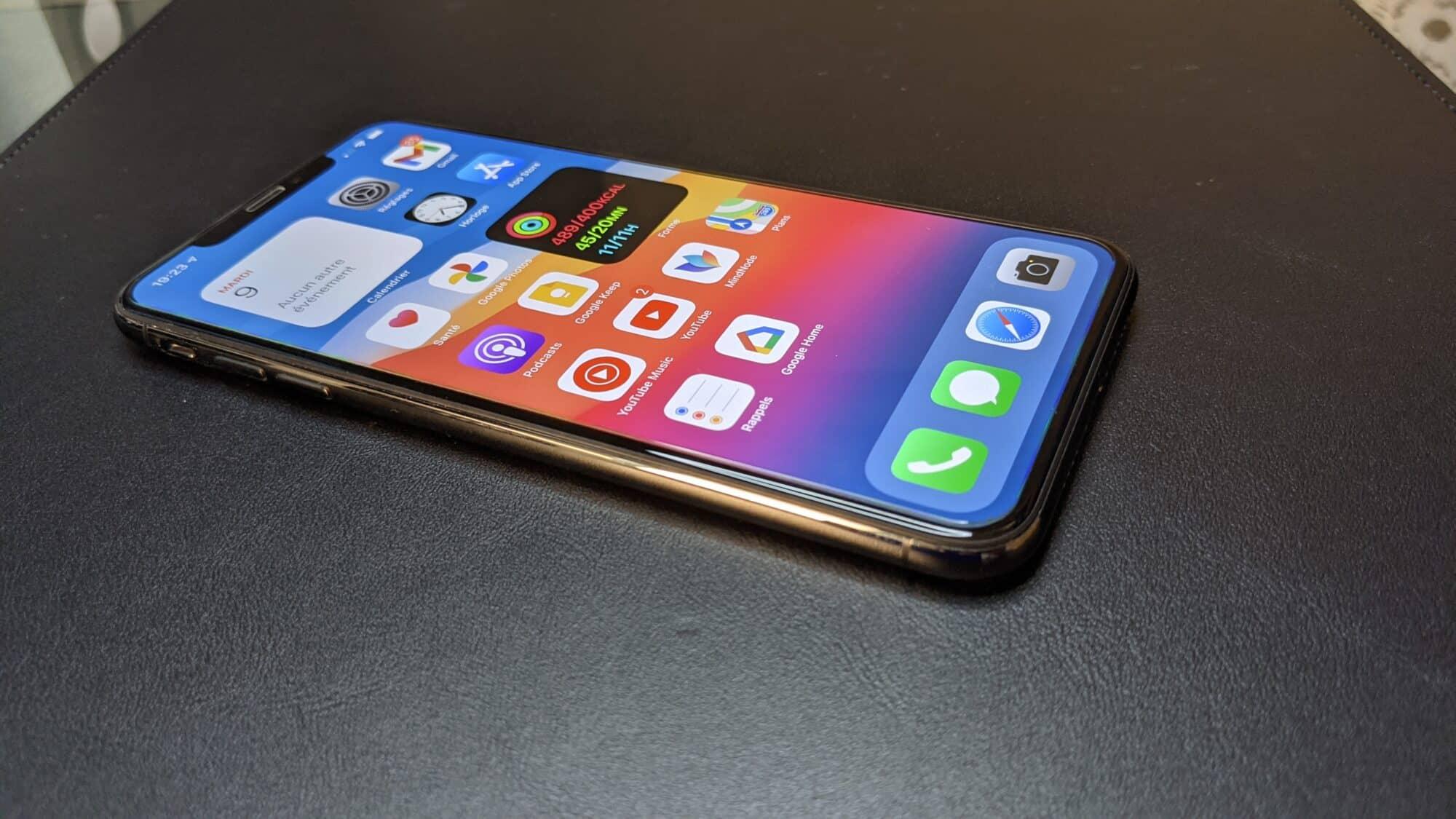 iPhone XS Max, iPhone