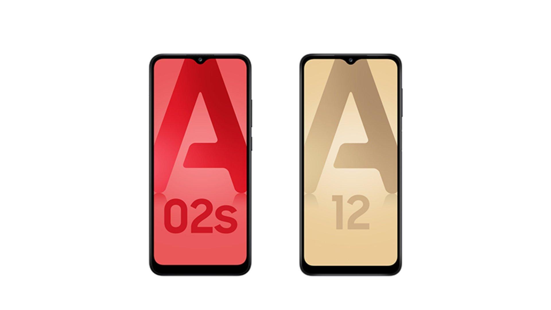 galaxy-a12-A02s-samsung-entree-de-gamme-smartphones