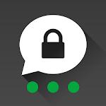 logo Threema. Messagerie sécurisée et privée