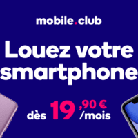TEST – Mobile Club, le service de location d'iPhone par excellence !