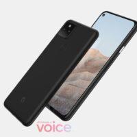 Pixel 5a : le futur smartphone de Google se dévoile en images
