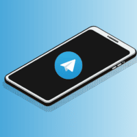 Telegram : activer le mode sombre de l'application sur smartphone Android