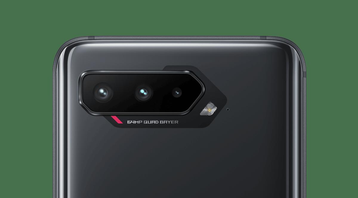 Capteurs Photo Rog Phone 5