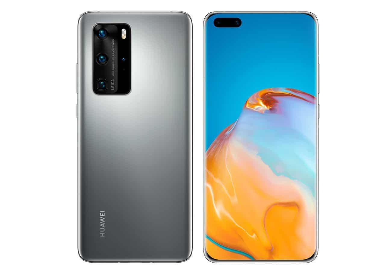 , Huawei P50 : écran sans bords, Kirin 9000, le flagship de Huawei se dévoile