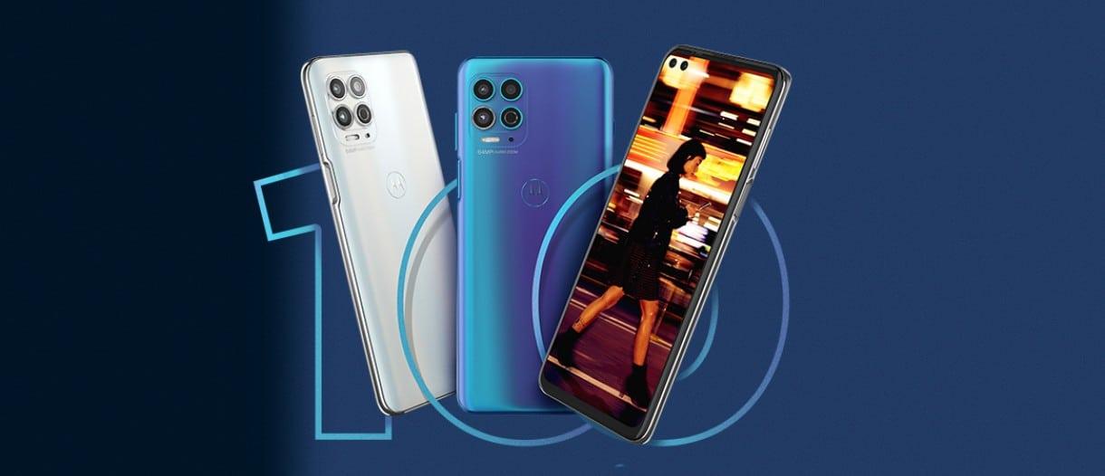 Moto G100, Moto G100 : un nouveau smartphone prometteur signé Motorola